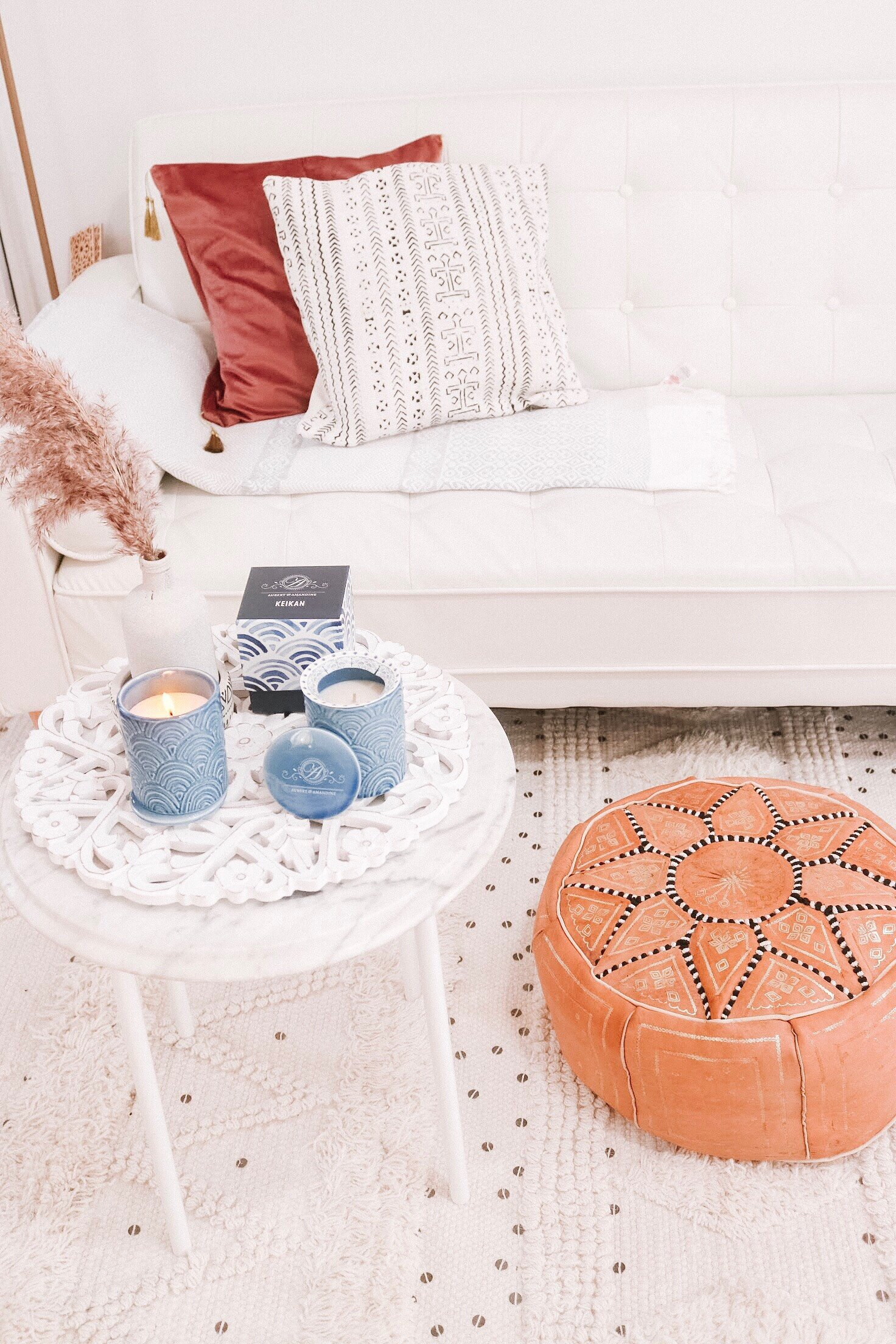 3 reasons why burning candle is good for you-Karama by Hoda - Interior Therapy