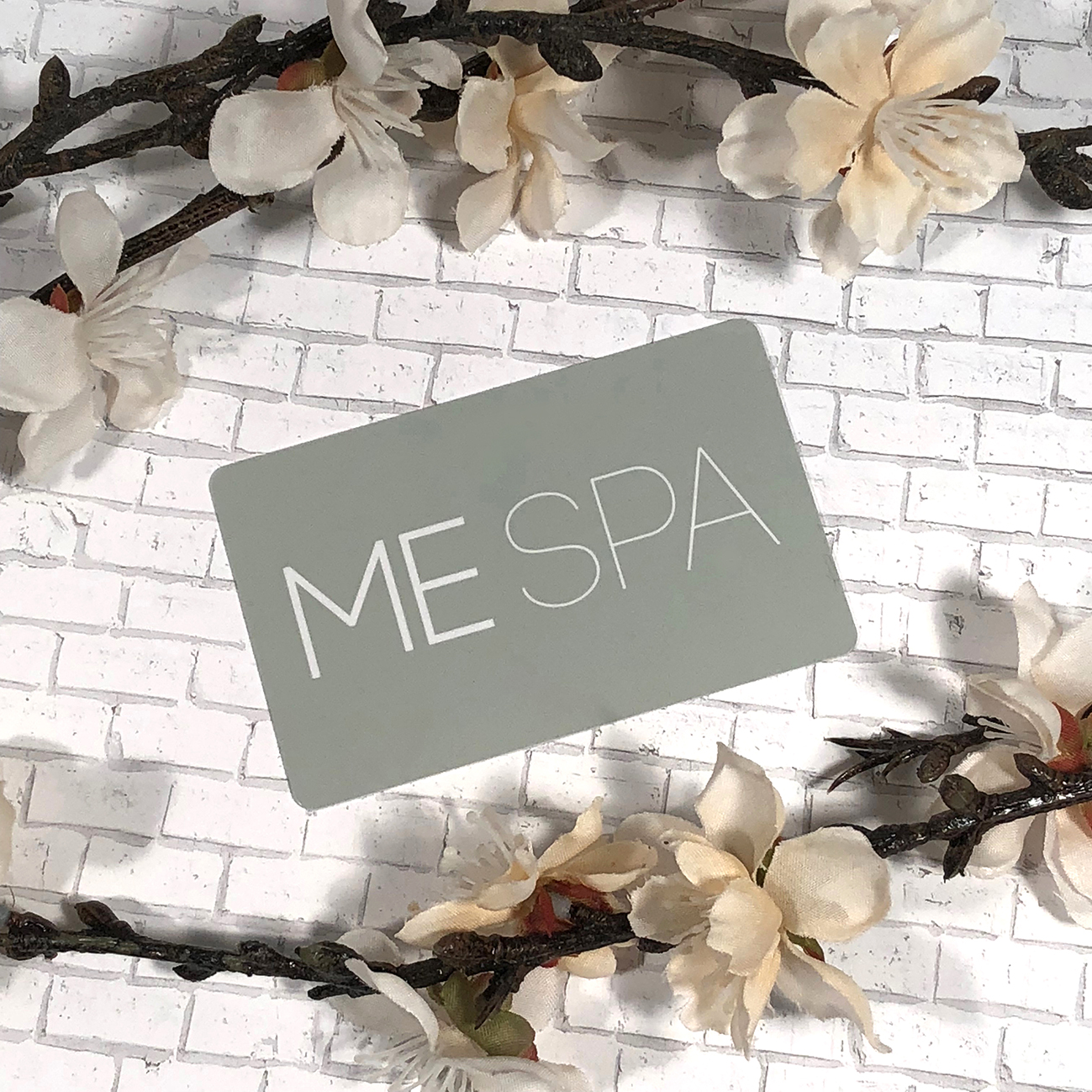 win a $50 ME SPA gift card - Enter our monthly giveaway for a chance to win a $50 ME SPA Gift Card!