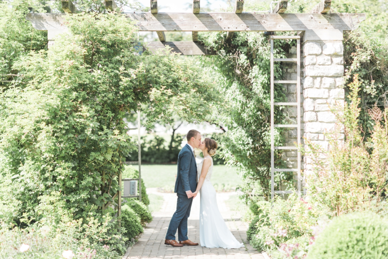 Wegerzyn Gardens Wedding, Dayton