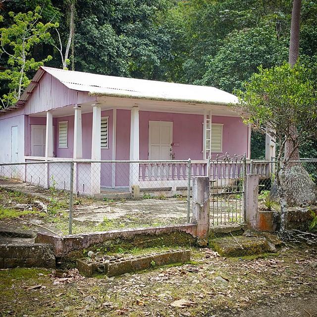 Esta es la casa donde Toño Bicicleta mató a su tío Pablo Ferino. Este asesinato causó que por fin lo delataran a la policía y llegara asi su historia a un fin. #tonobicicleta #documental #Lares #leyenda #historia #puertorico
