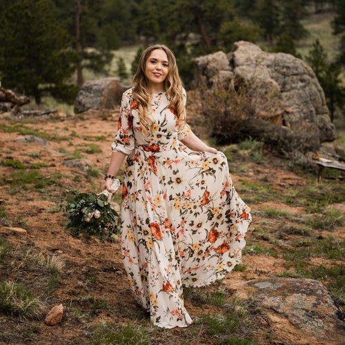 Non White Non Traditional Wedding Dresses And Attire The Drawhorns