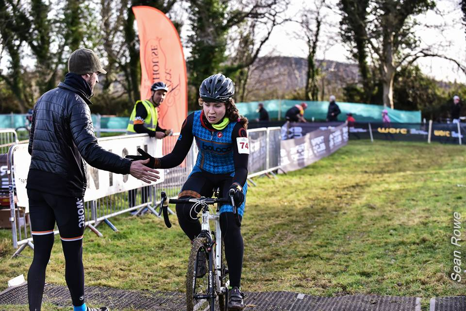 Rossi, shown above finishing the 2014 Fixx Supercross Cup in Dublin, Ireland, is a veteran B2C2 member  Photo Credit: Sean Rowe