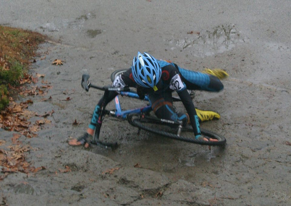 NBX, 2014, in which I managed to fall exactly 20 times every lap.