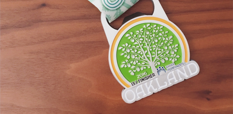 oakland half marathon