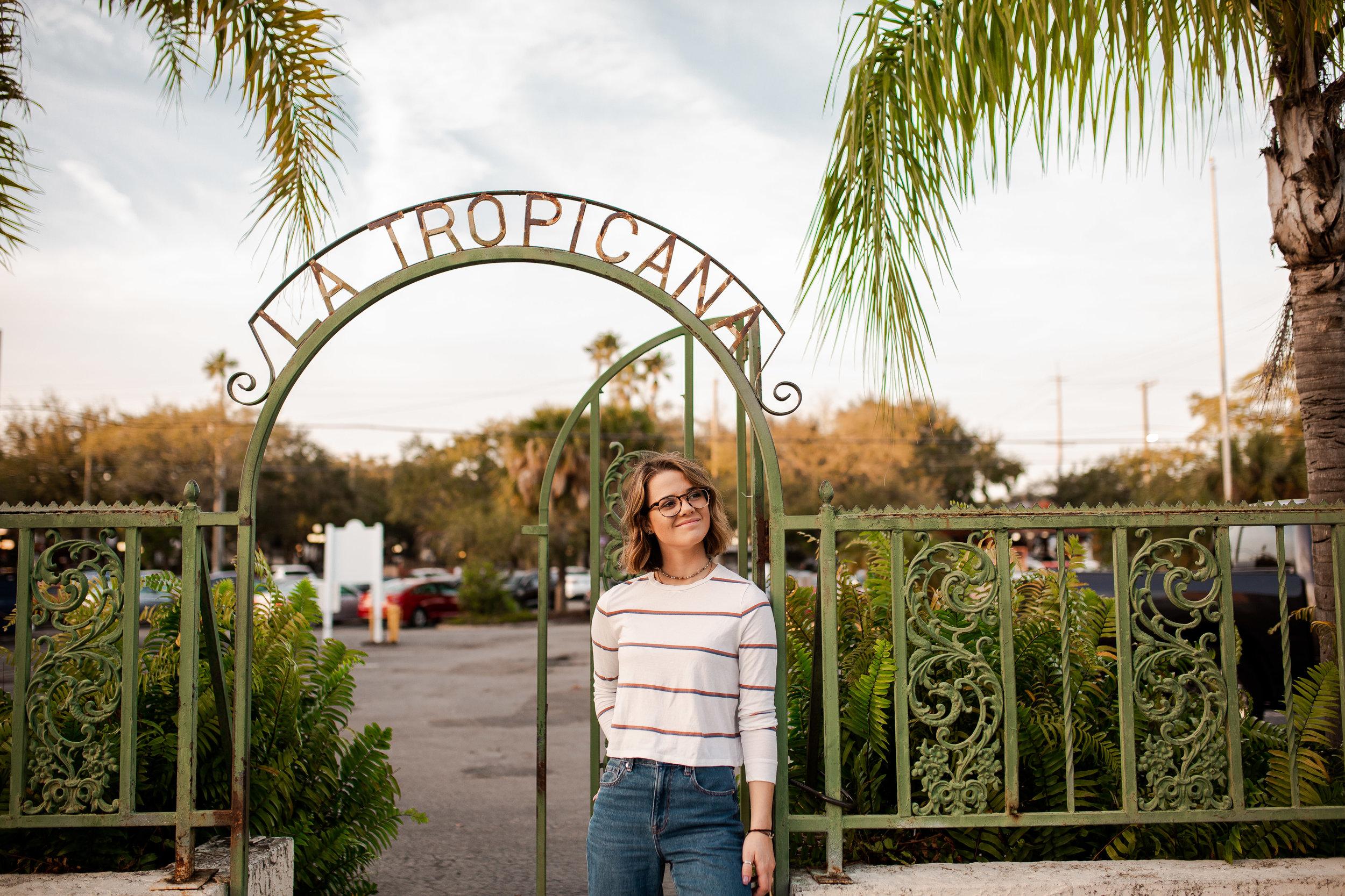 Chloe 2019 - Tampa Senior Session