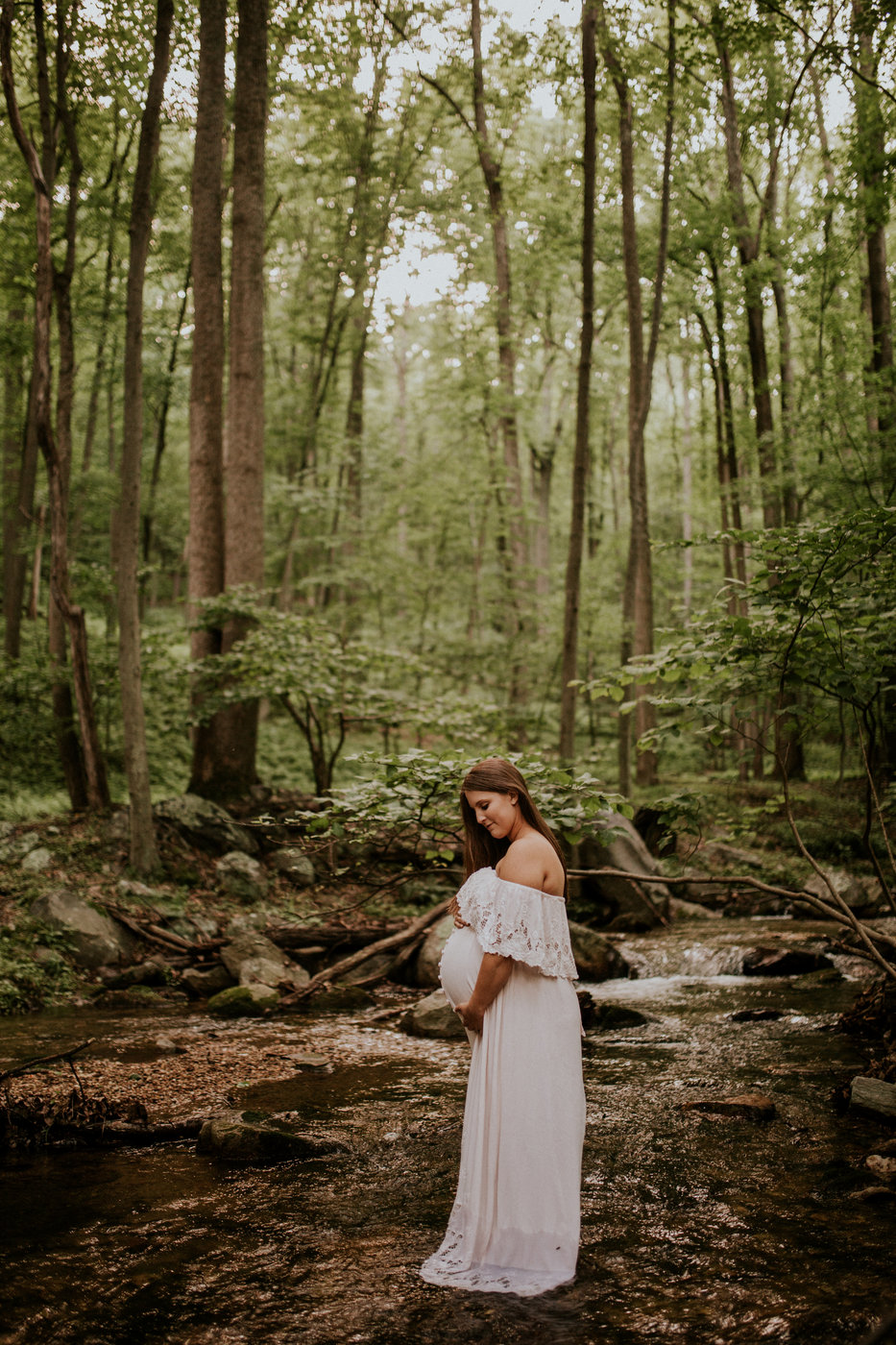 Charlotte Maternity Photography