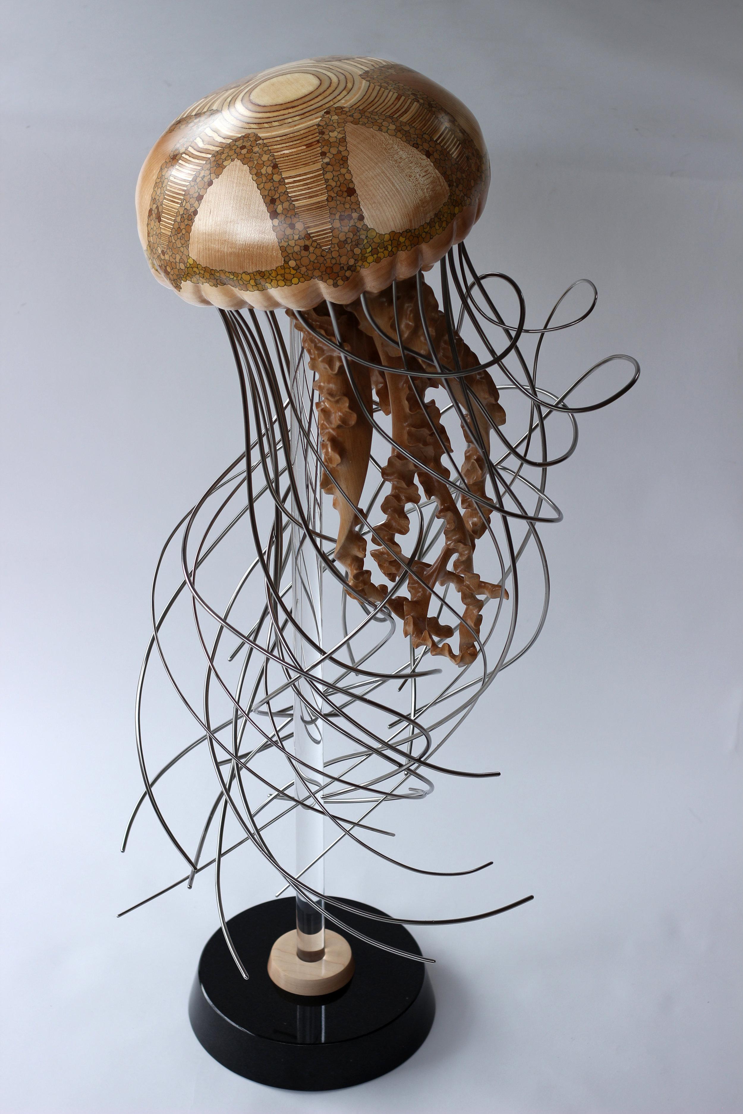 Jellyfish #5 by Sam Hingston