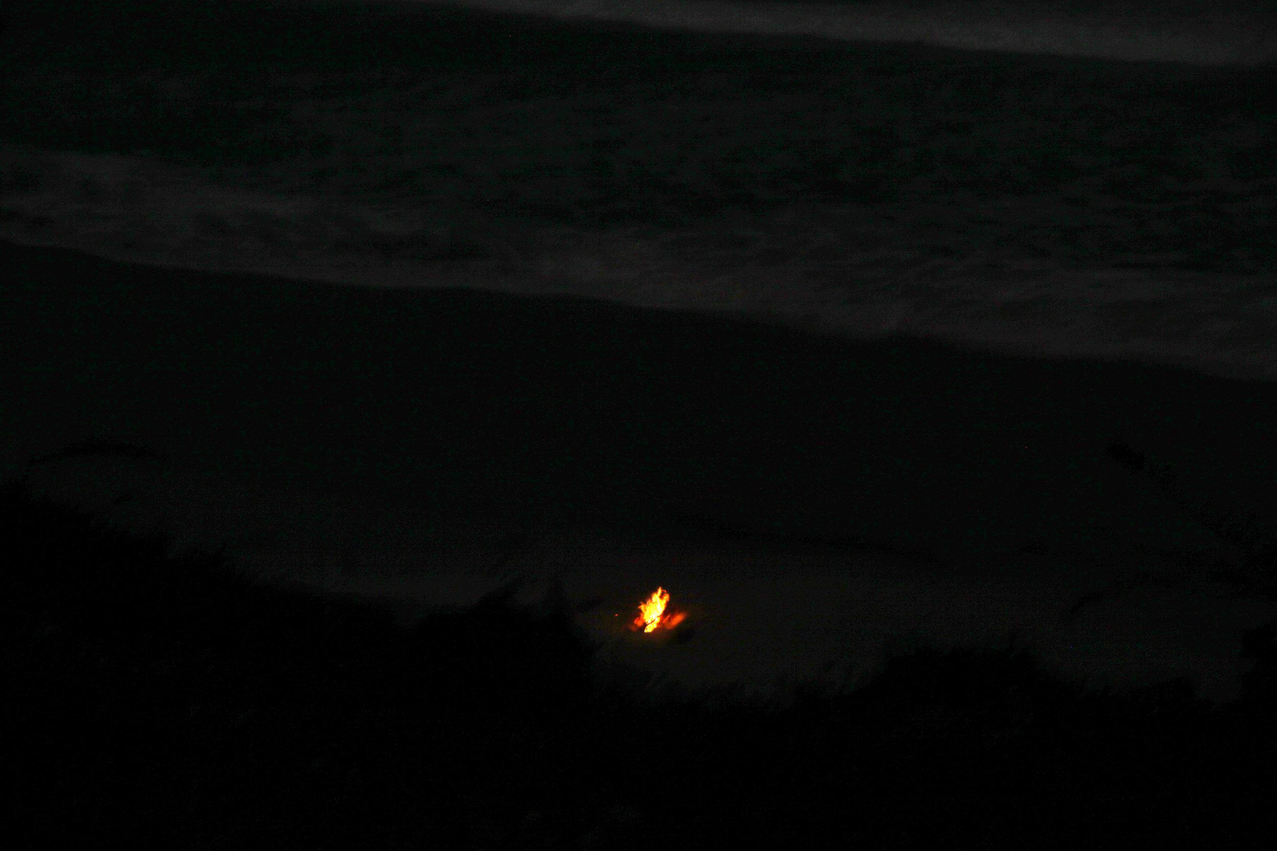 Fire In the Ear of Night