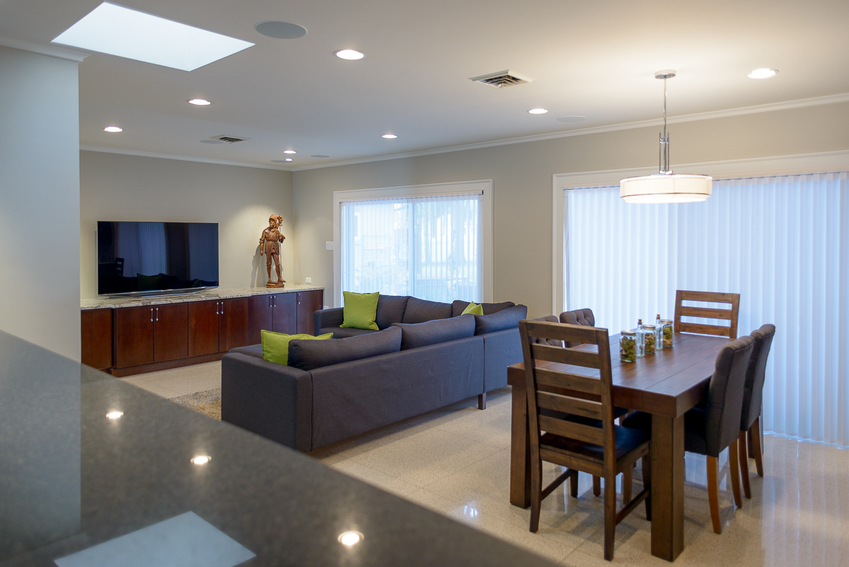 Residential custom audio and home theater.