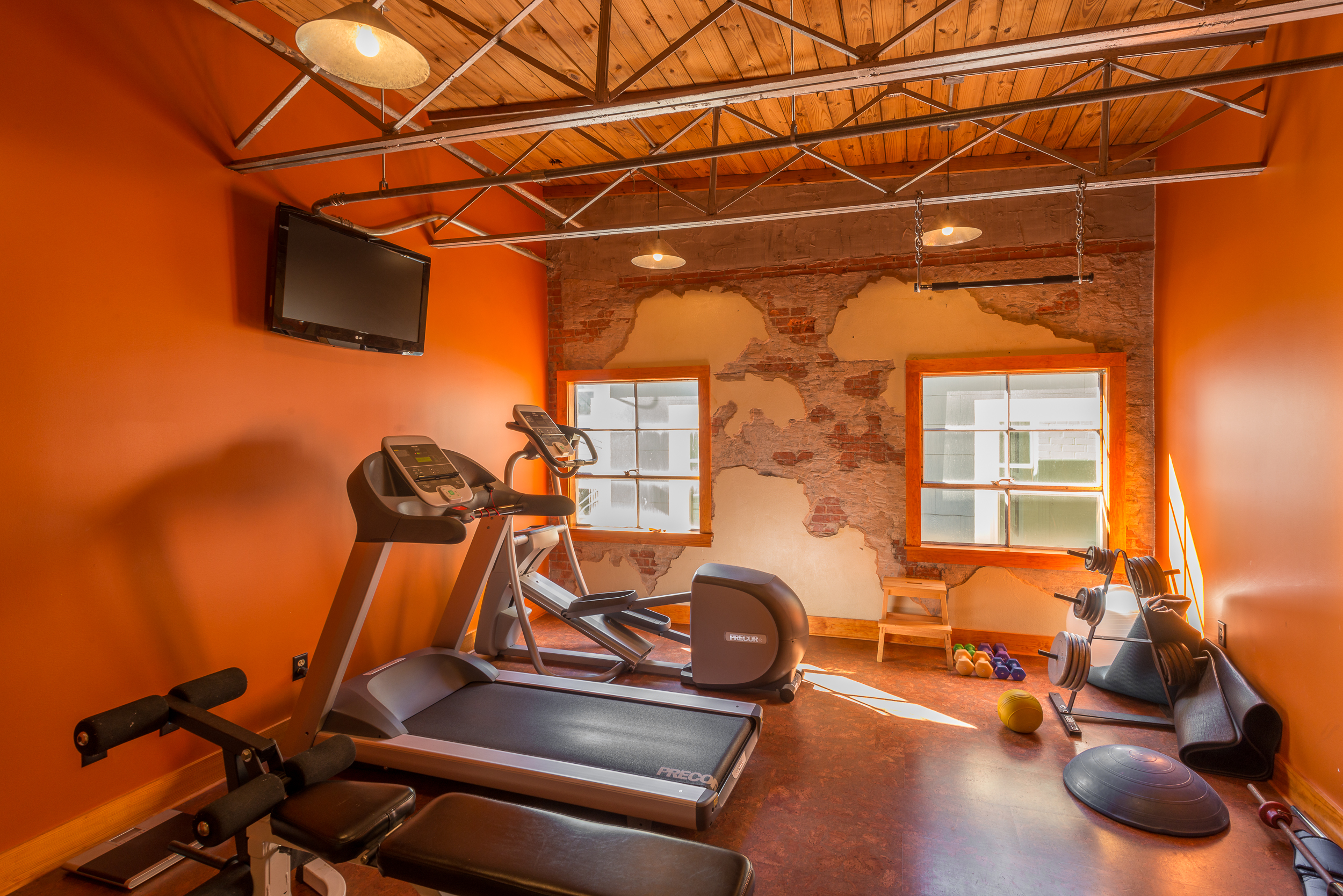 Hassell Wealth Management  Houma, LA -  Gym