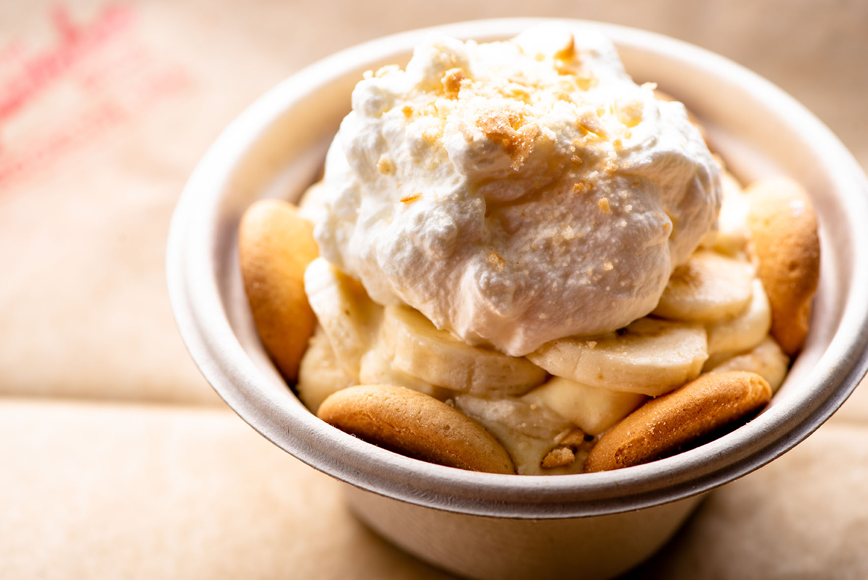 Louisiana Style Homemade Banana Pudding