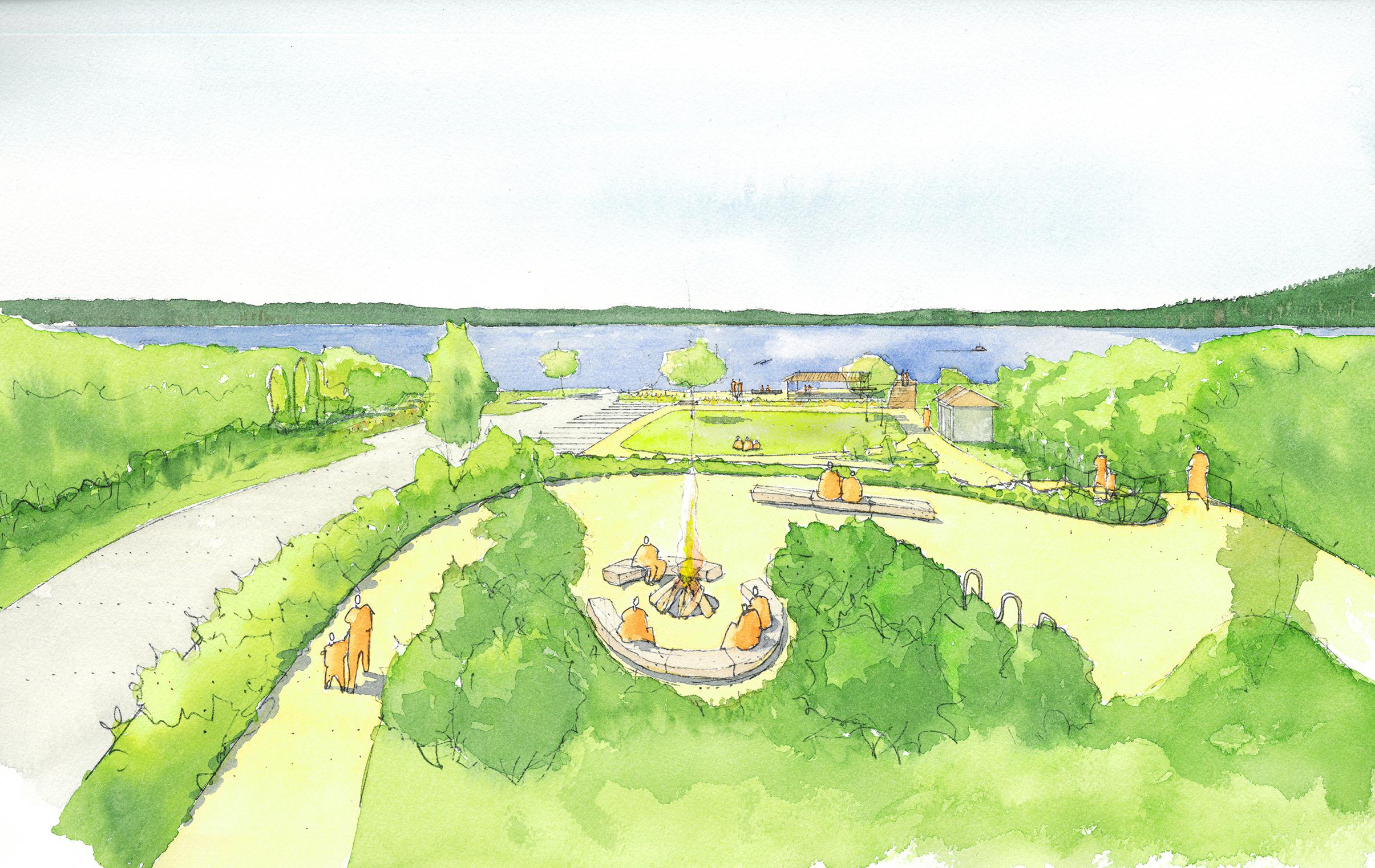 simon pond