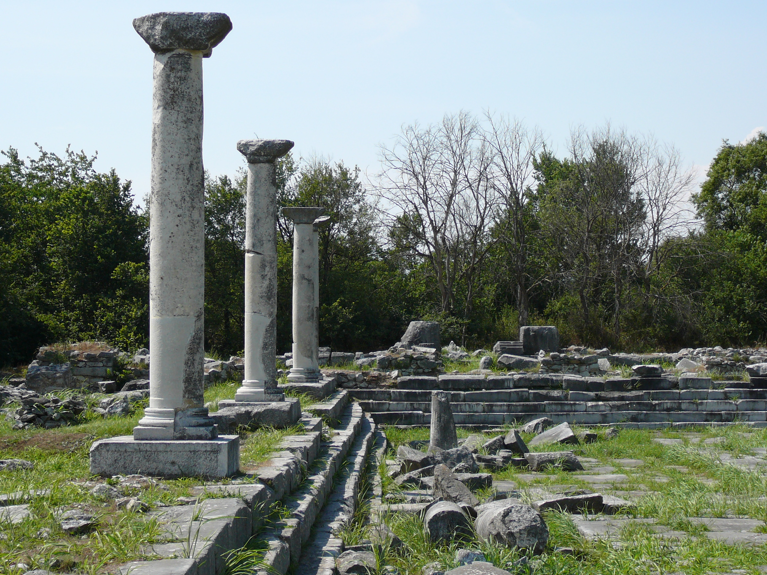ANCIENT PHILIPPI