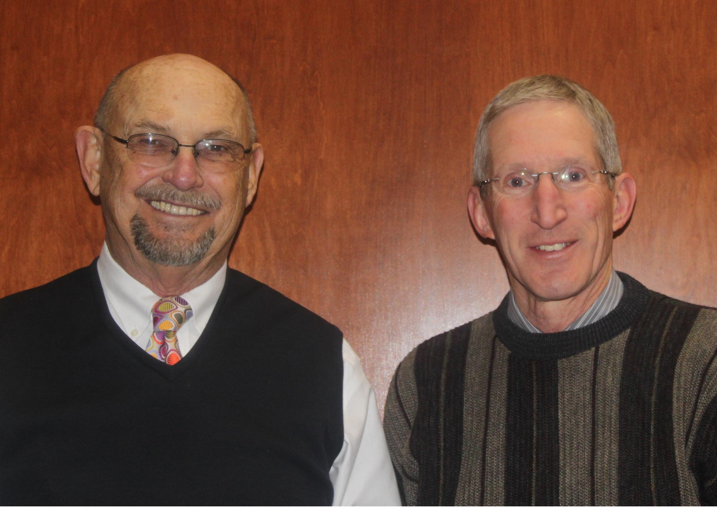 Your Hosts: Jerry Nelson & GARY  SHUGART
