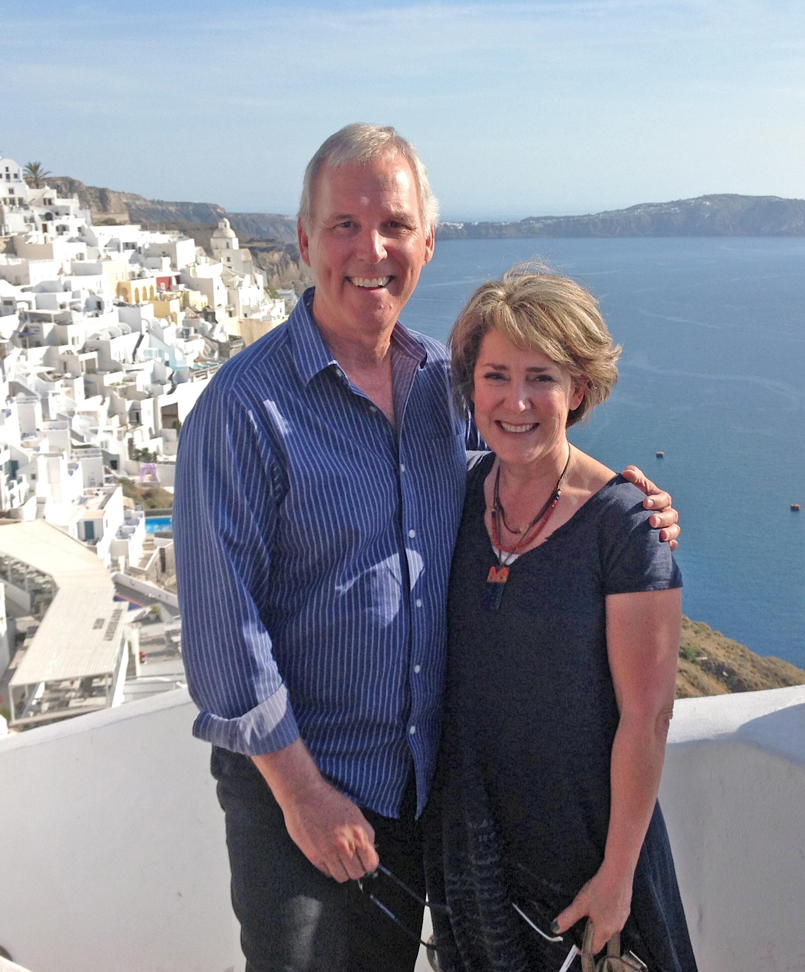 Dr. David & Elizabeth Iliadou Sparks