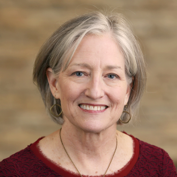 Sheila Buckler, Senior Director of Support Ministries