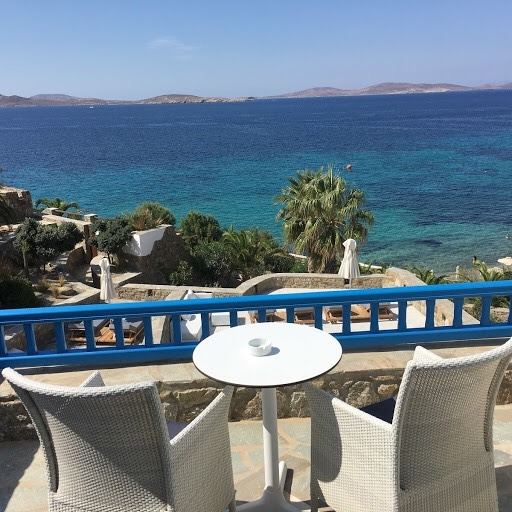 Our hotel in mykonos