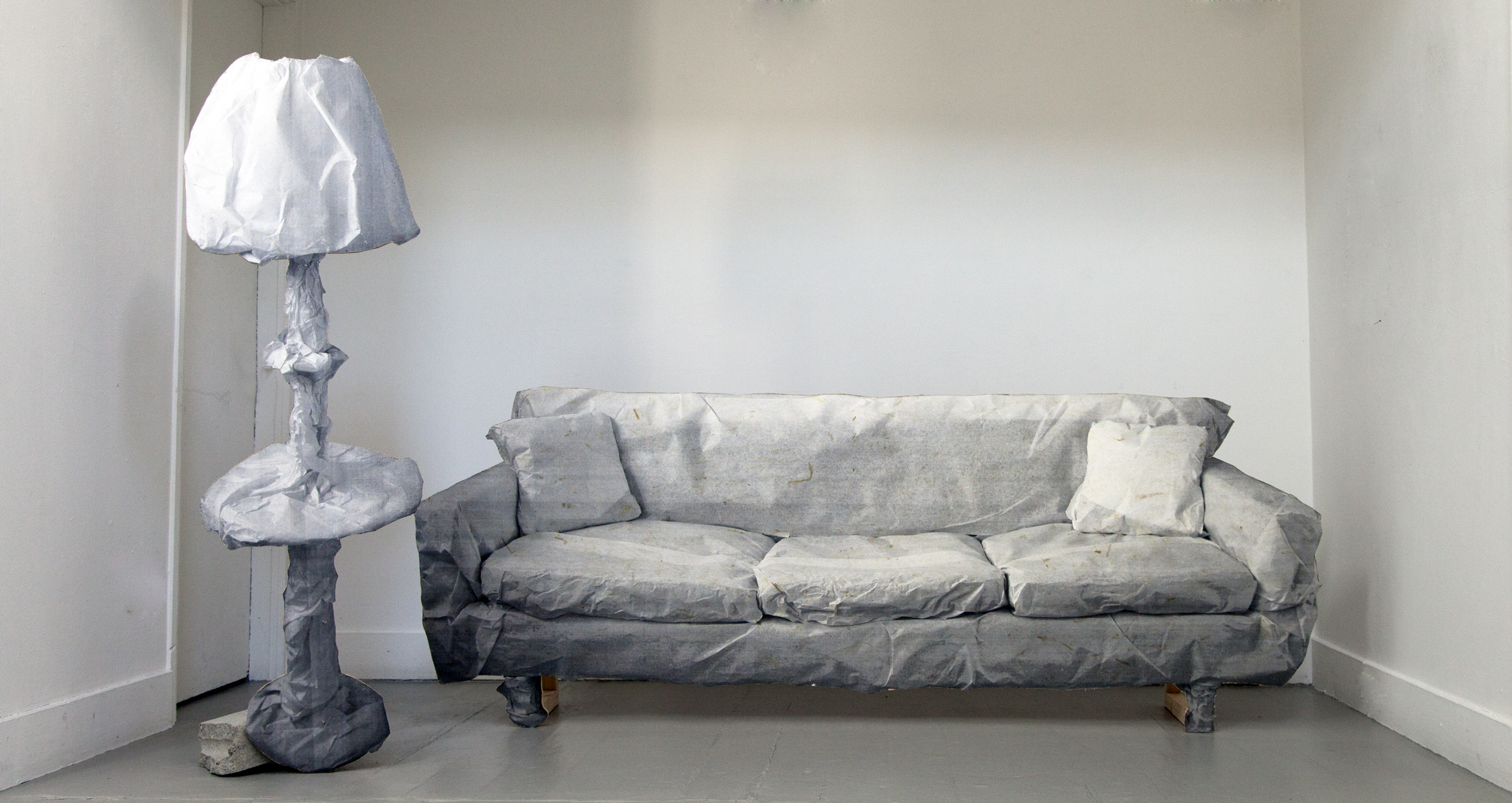 Couch & Lamp, 2016
