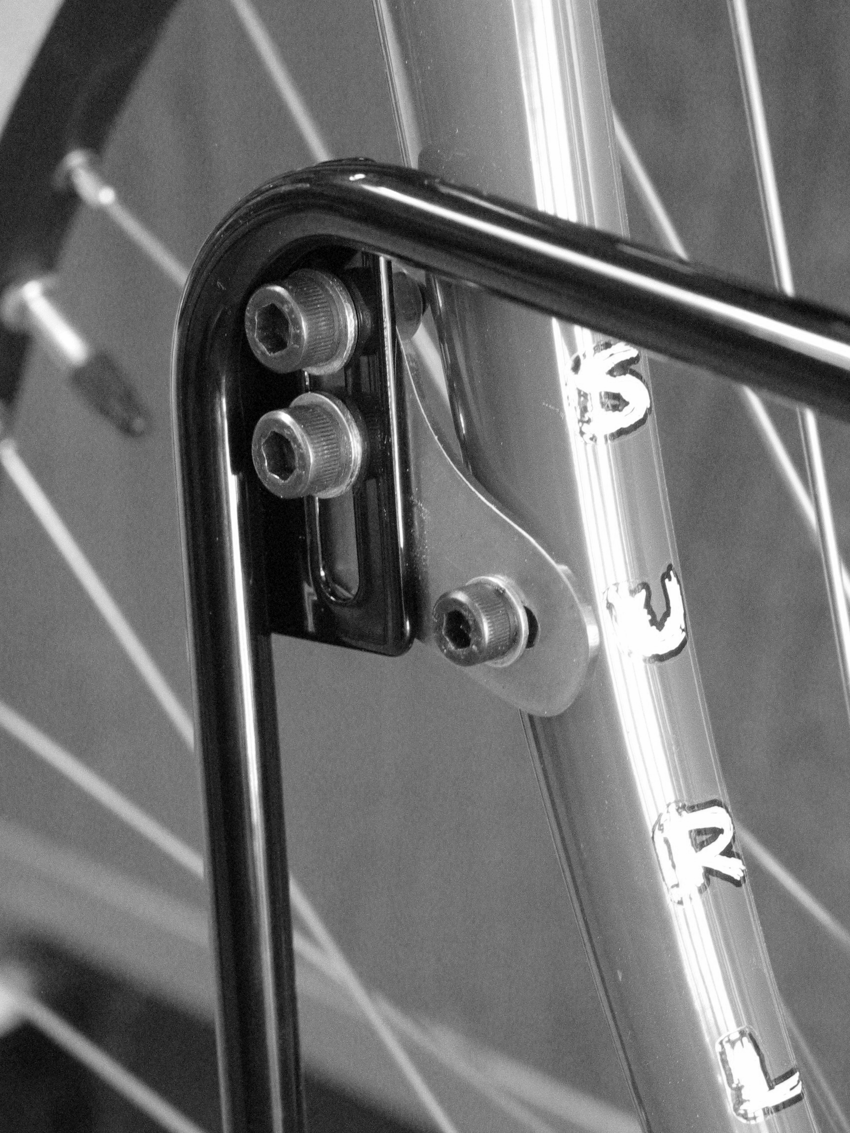 Racks — Nothing is better than a bike that fits