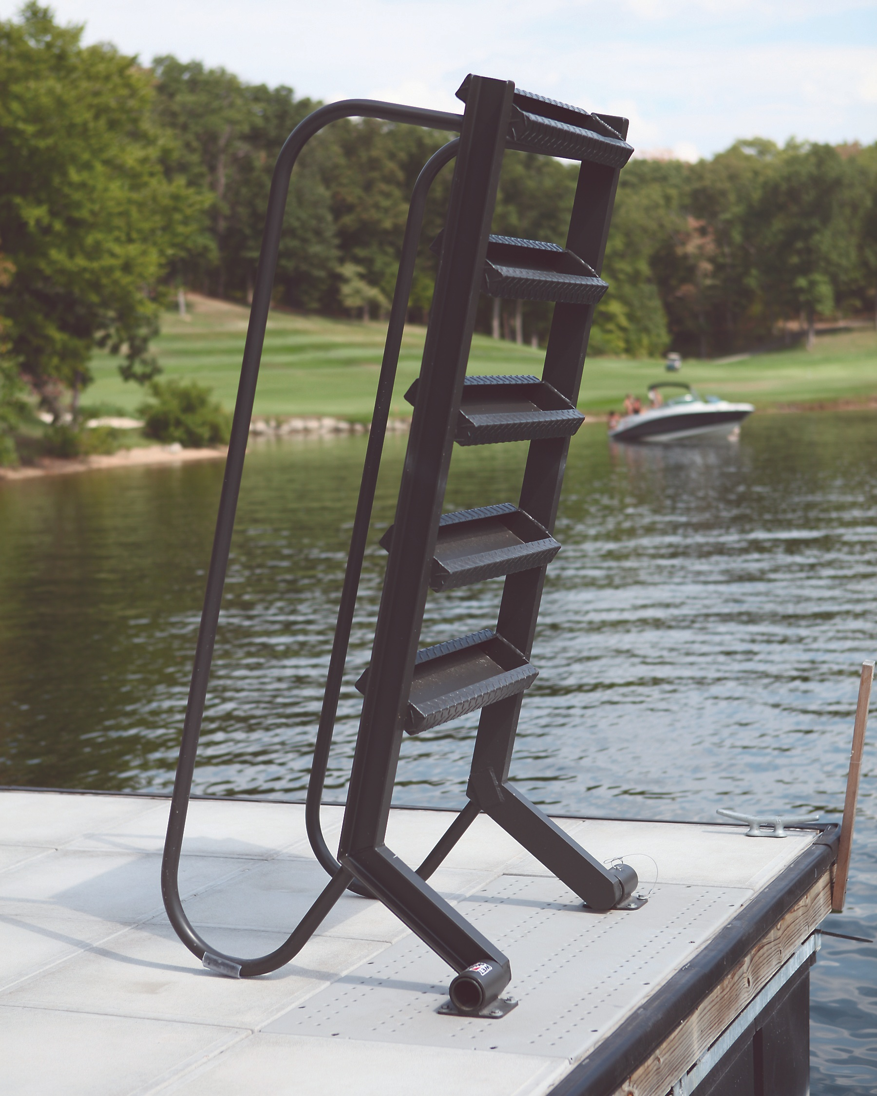 WetSteps Ladder -