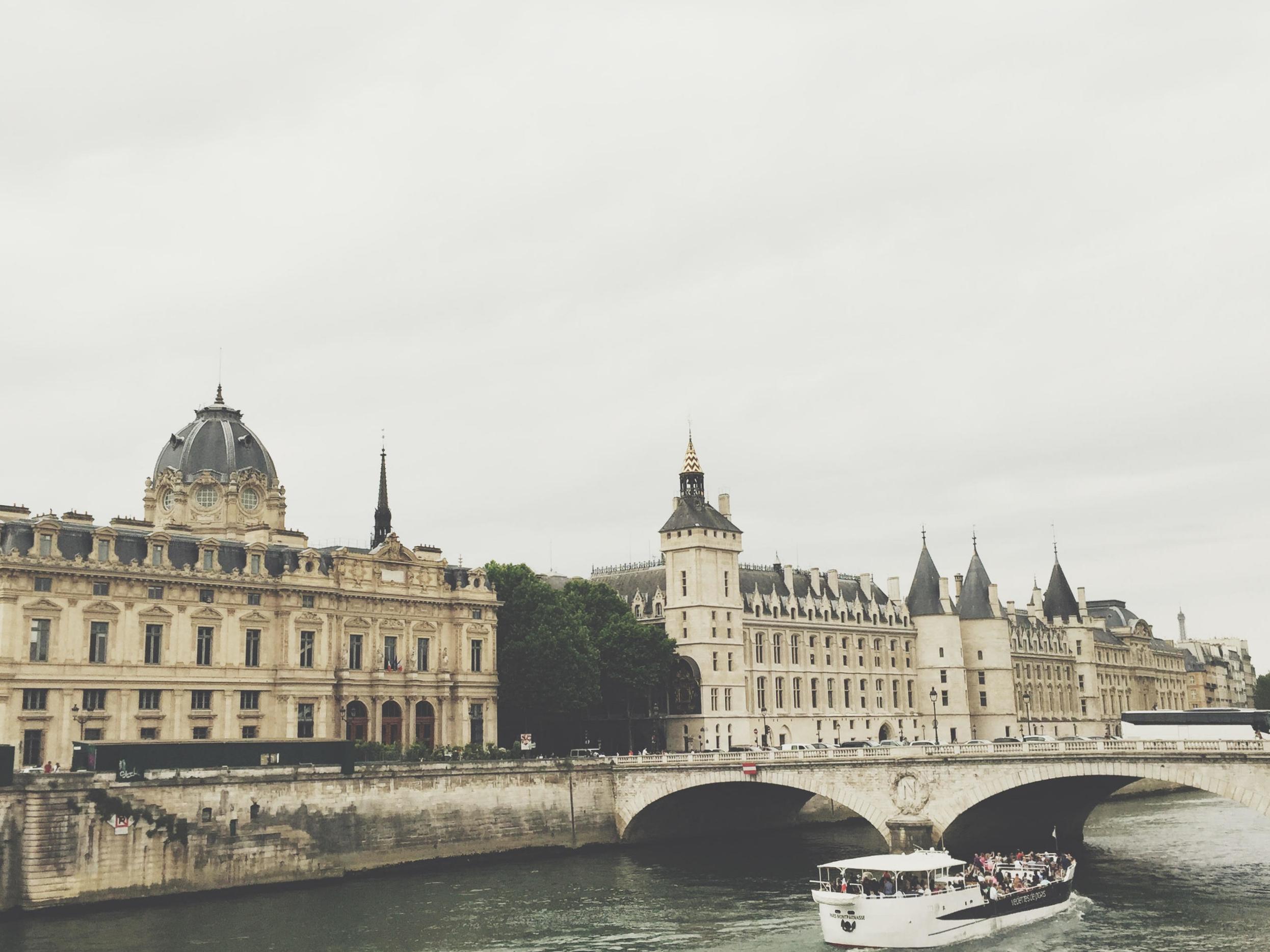 Paris. Beautiful always.