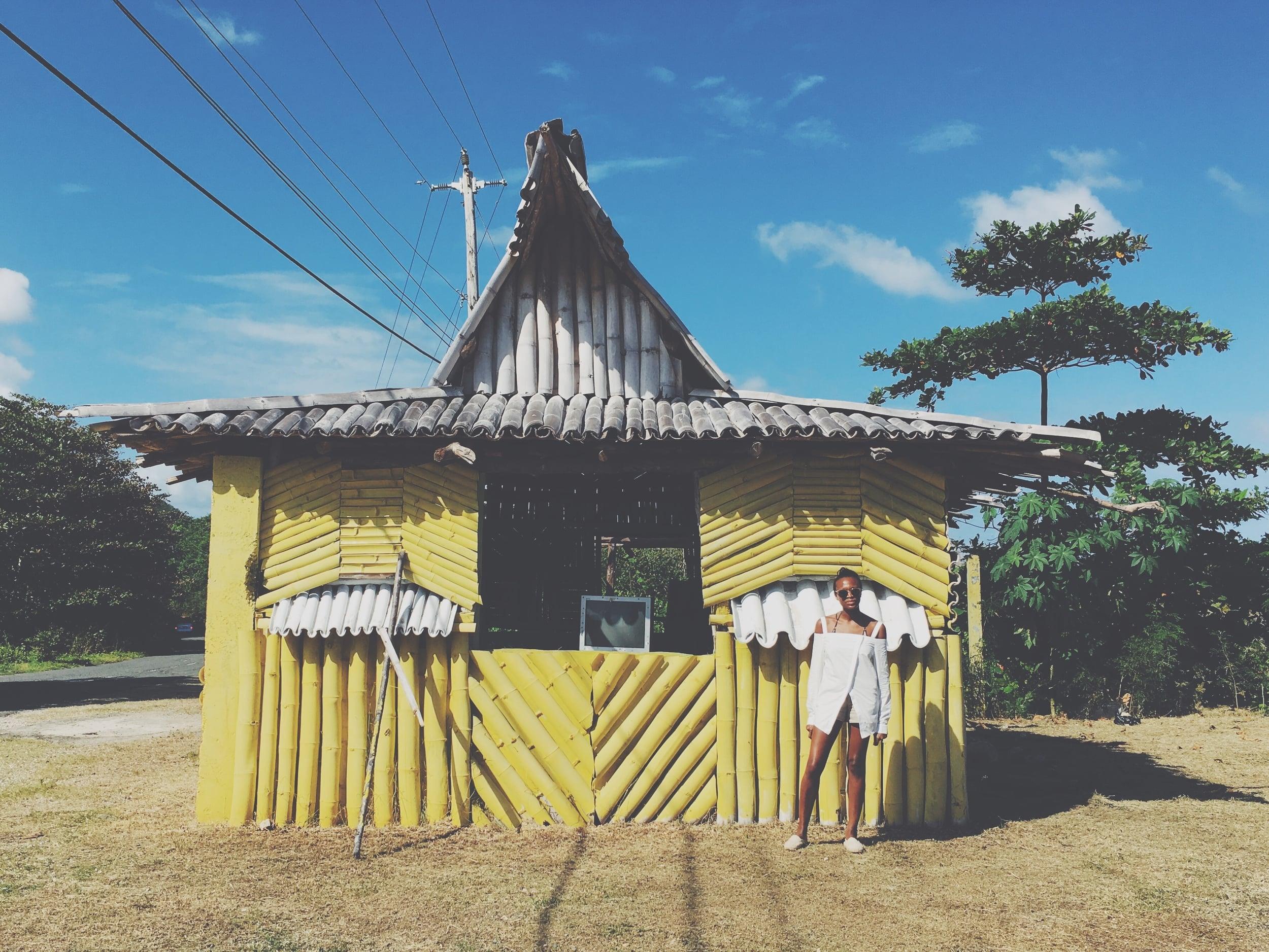 East of Boston Bay, Portland parish, Jamaica