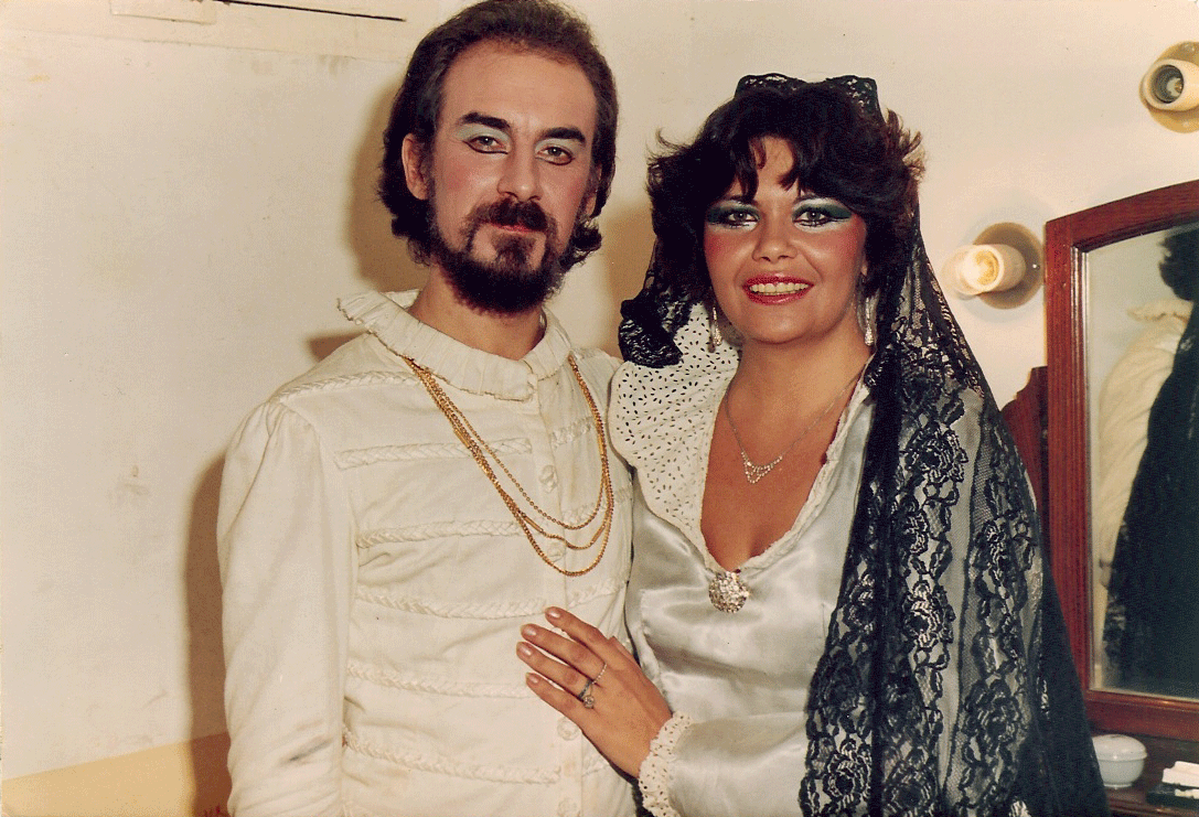 Donna Elvira, from Mozart's Don Giovanni with Gustavo Gibert