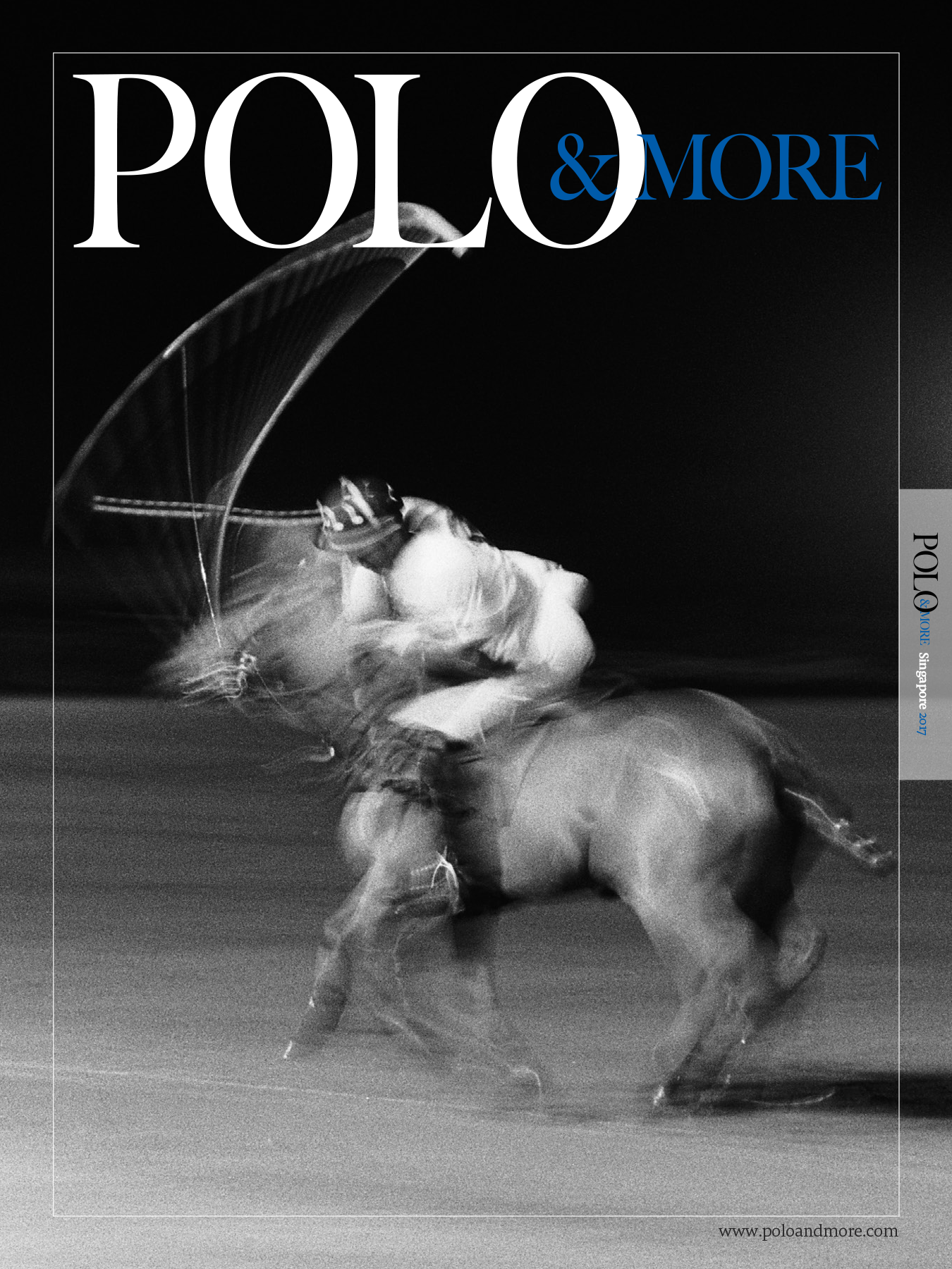 Polo & More, Singapore 2017 Issue