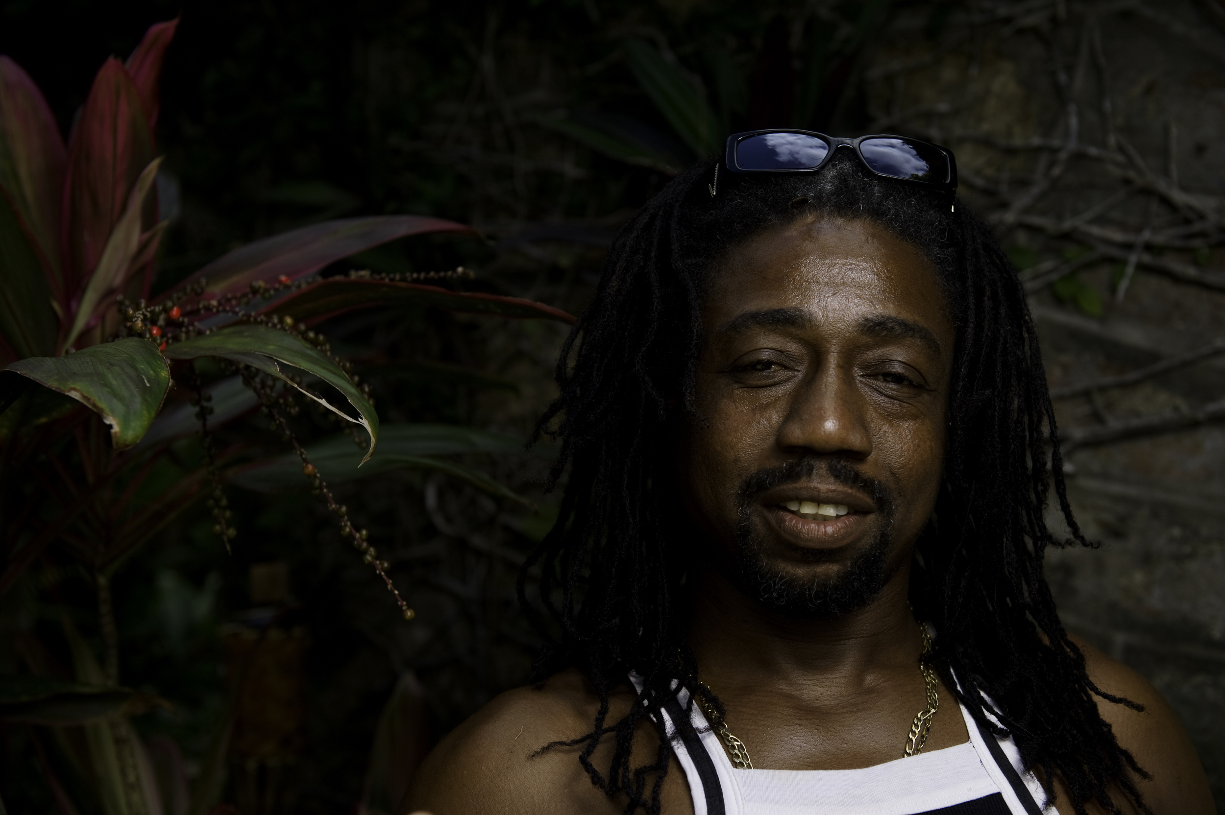 """If you need to get somewhere in Jamaica, Norval is your guy. """"Radio"""" makes sure everyone (and their bikes) get where they need to be.  He's also your go-to person to find out the real 'runnings' in Jamaica."""