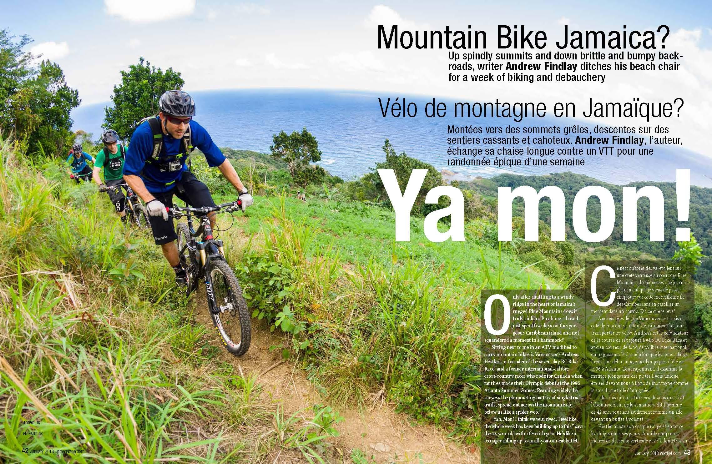 UP! Magazine - 2012