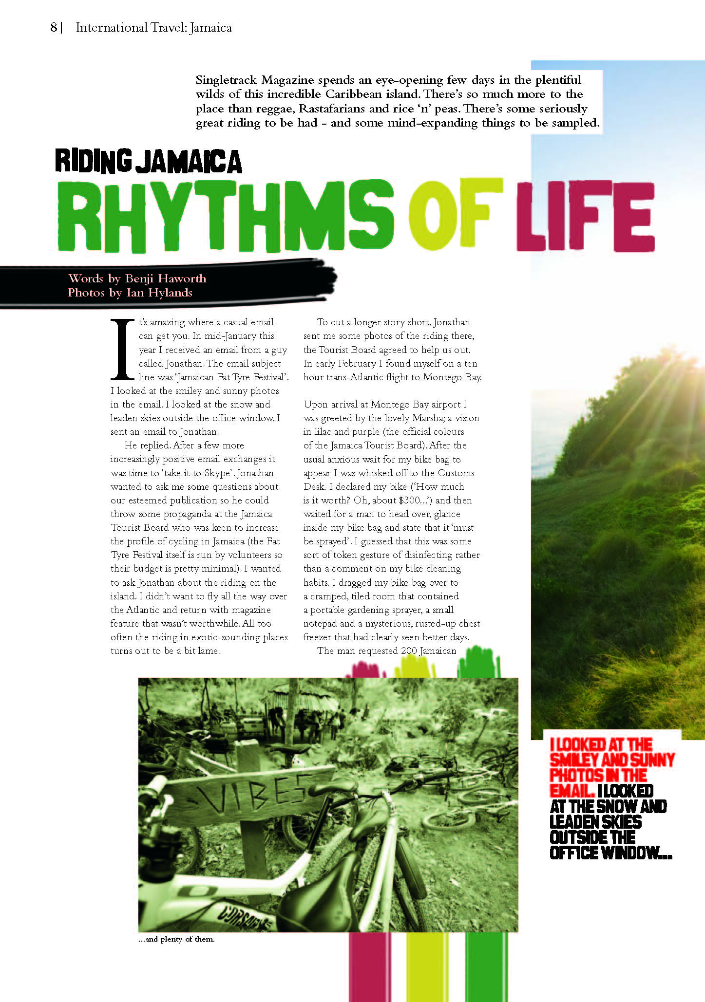 Singletrack Magazine - 2010