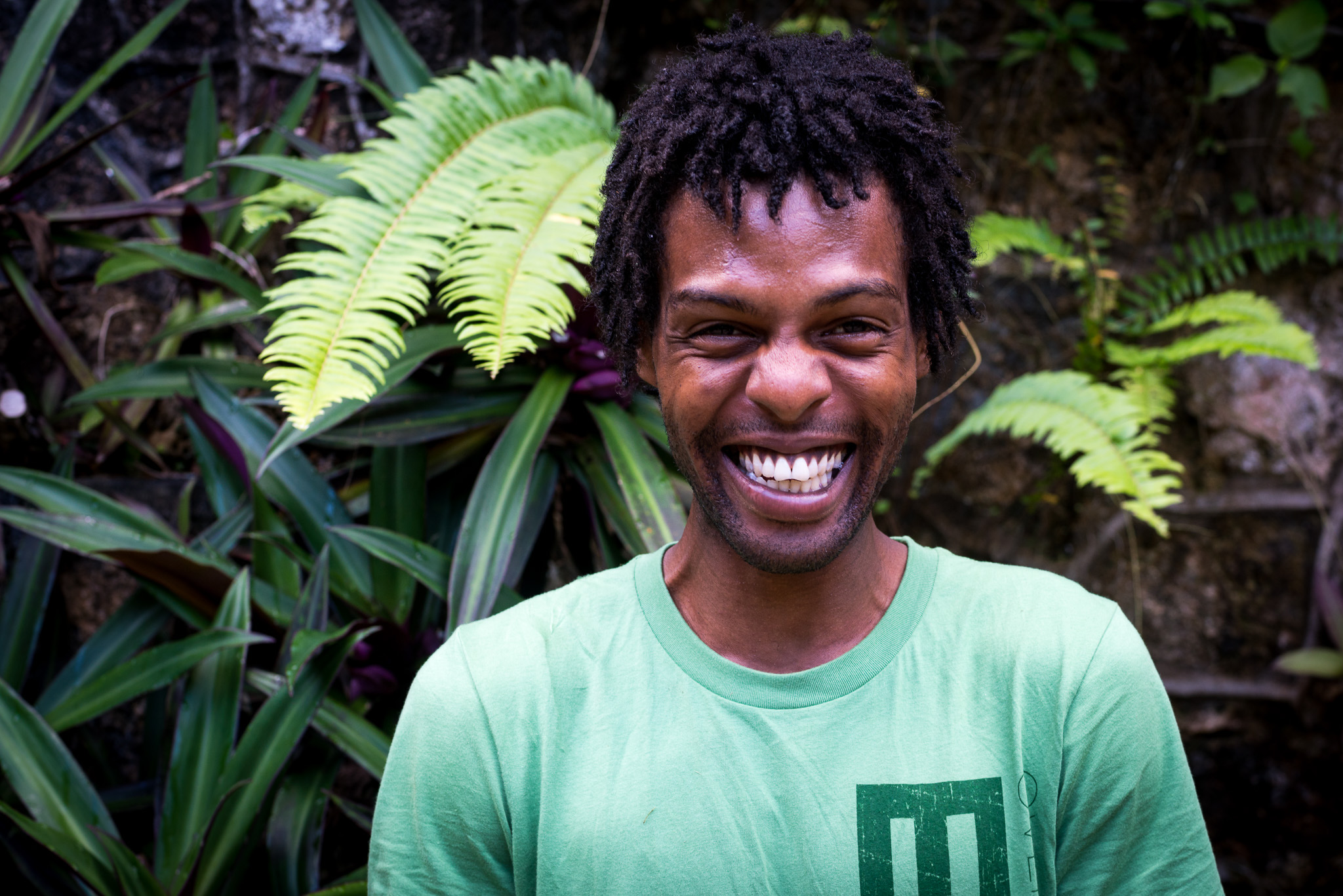 Roshaun Lawrence is Singletrack's lead guide. A lover of anything involving two wheels, nobody on the island has more fun while riding than Roshaun. He's has a wealth of knowledge about Jamaica and will make sure you enjoy your ride!