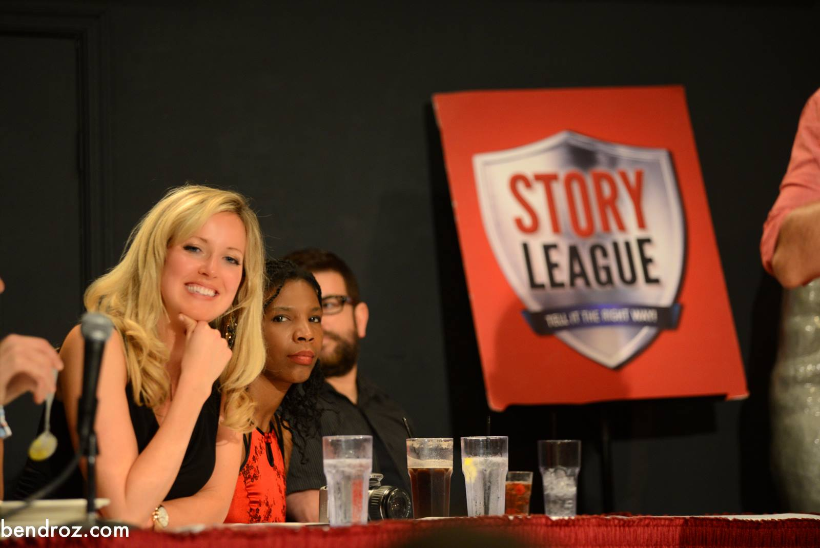 Judging A Story League Story Competition