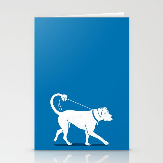 Walk Myself Card