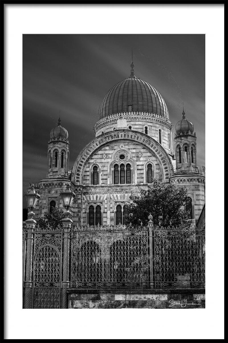 Florence Synagogue 2014