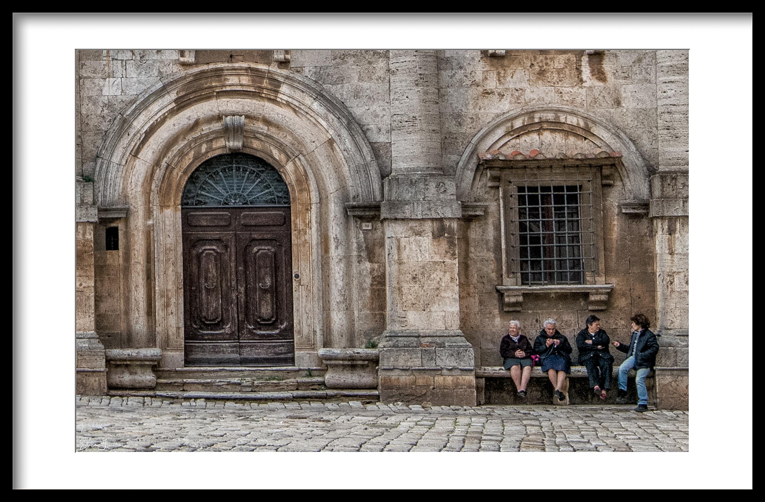 Ladies of Montepulciano