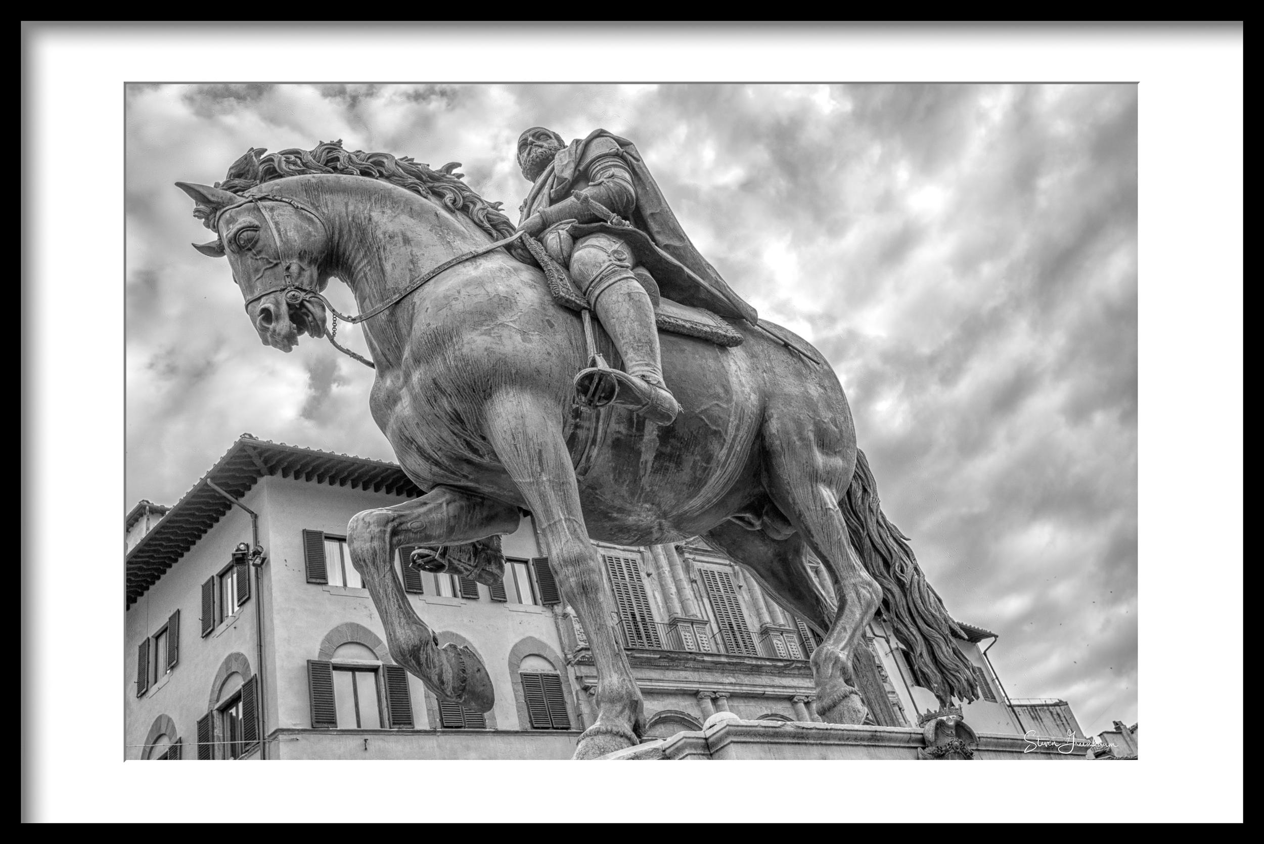 Cosimo De Medici, Florence 2014