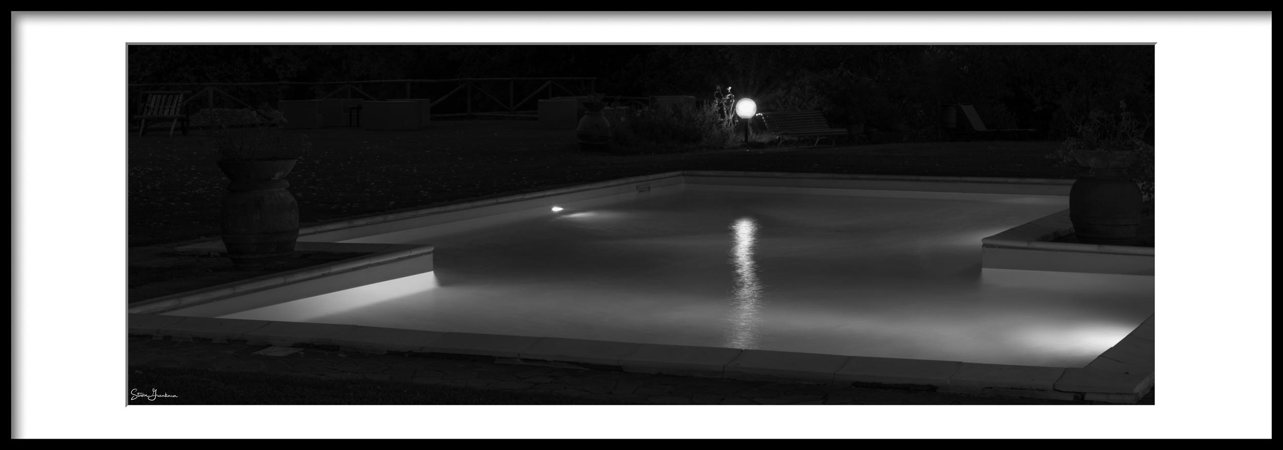 Pool 2, Tuscany 2014