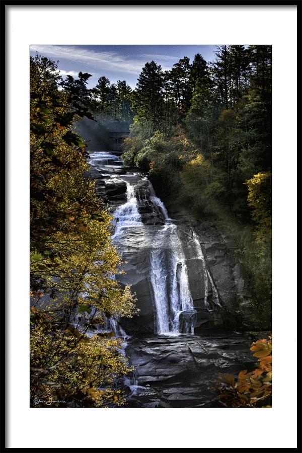Looking Glass Falls, North Carolina 2016