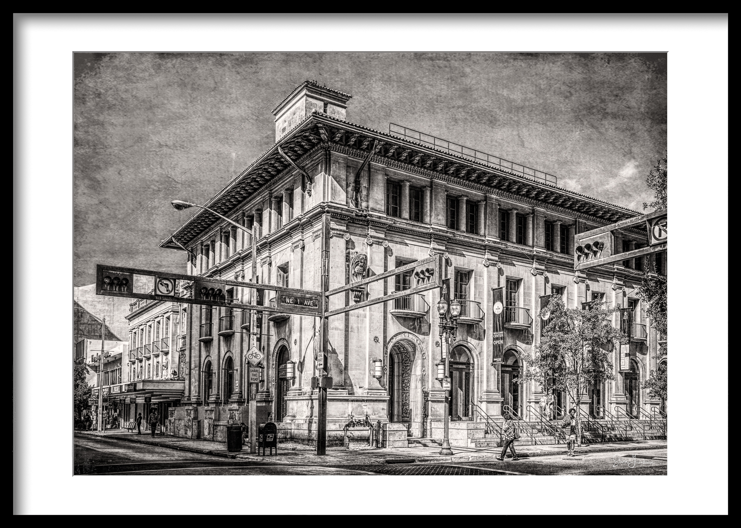 Old Post Office Miami 2017