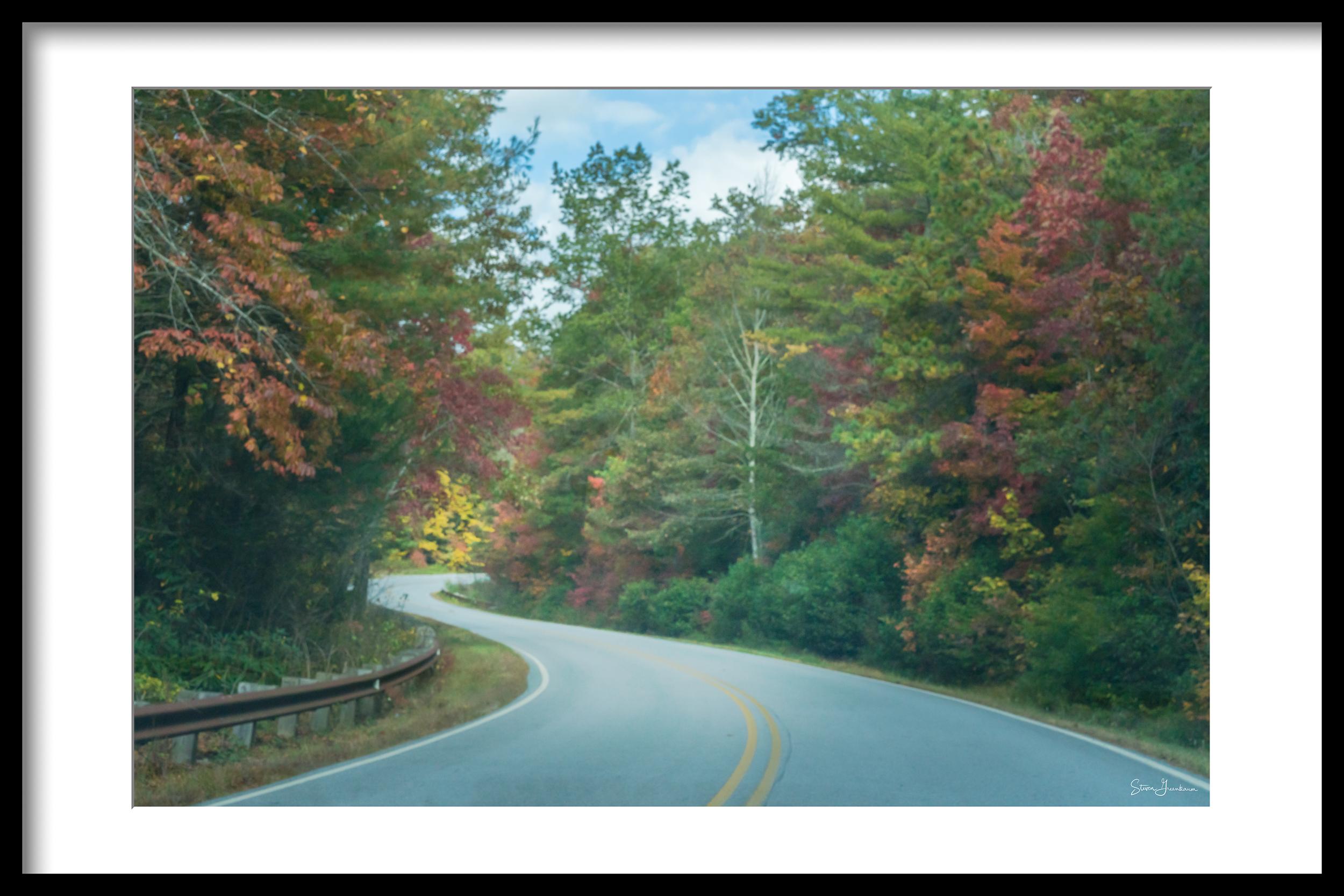 Blue Ridge Parkway 2016