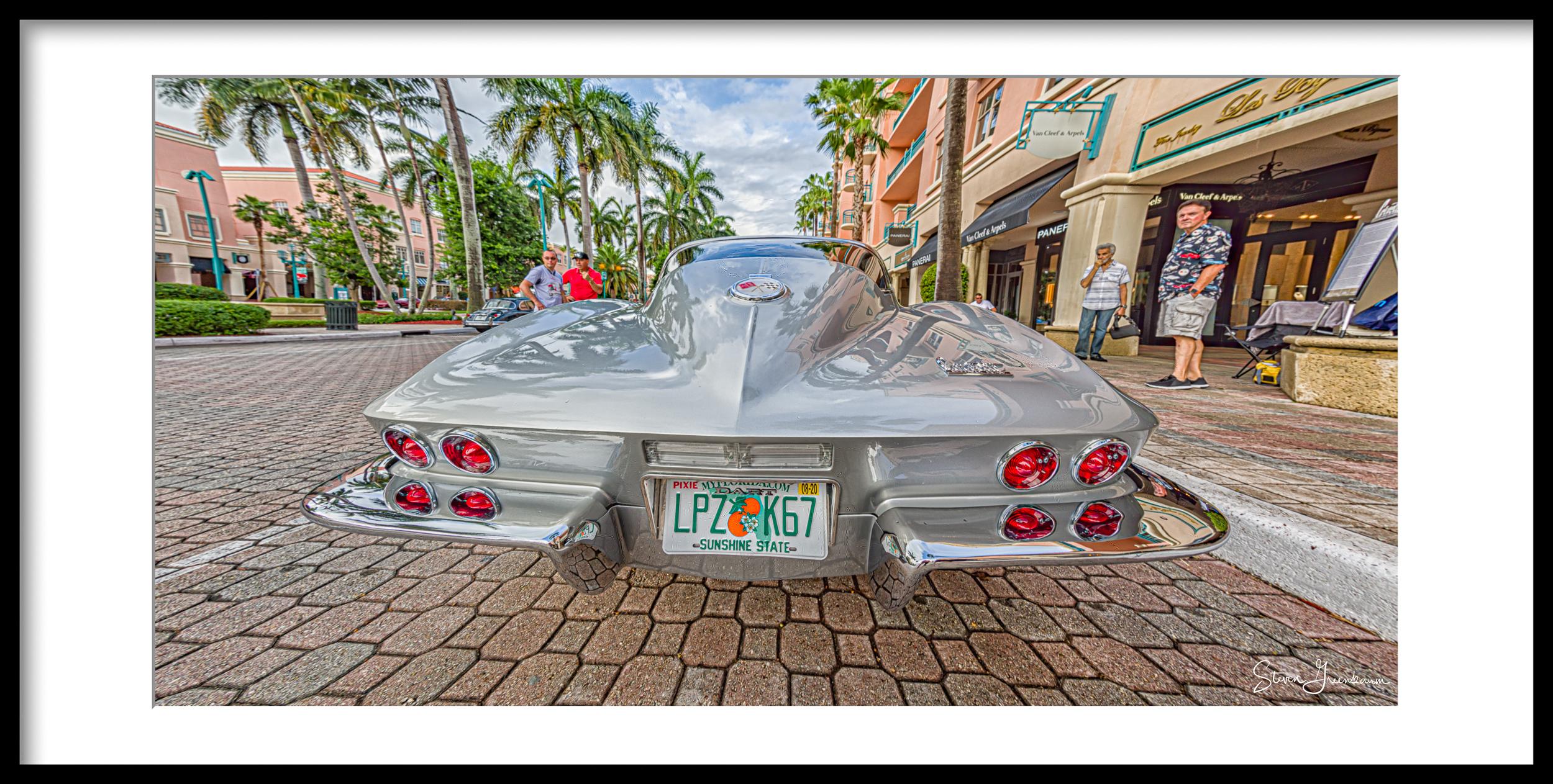 2019 Boca Raton classic car Show