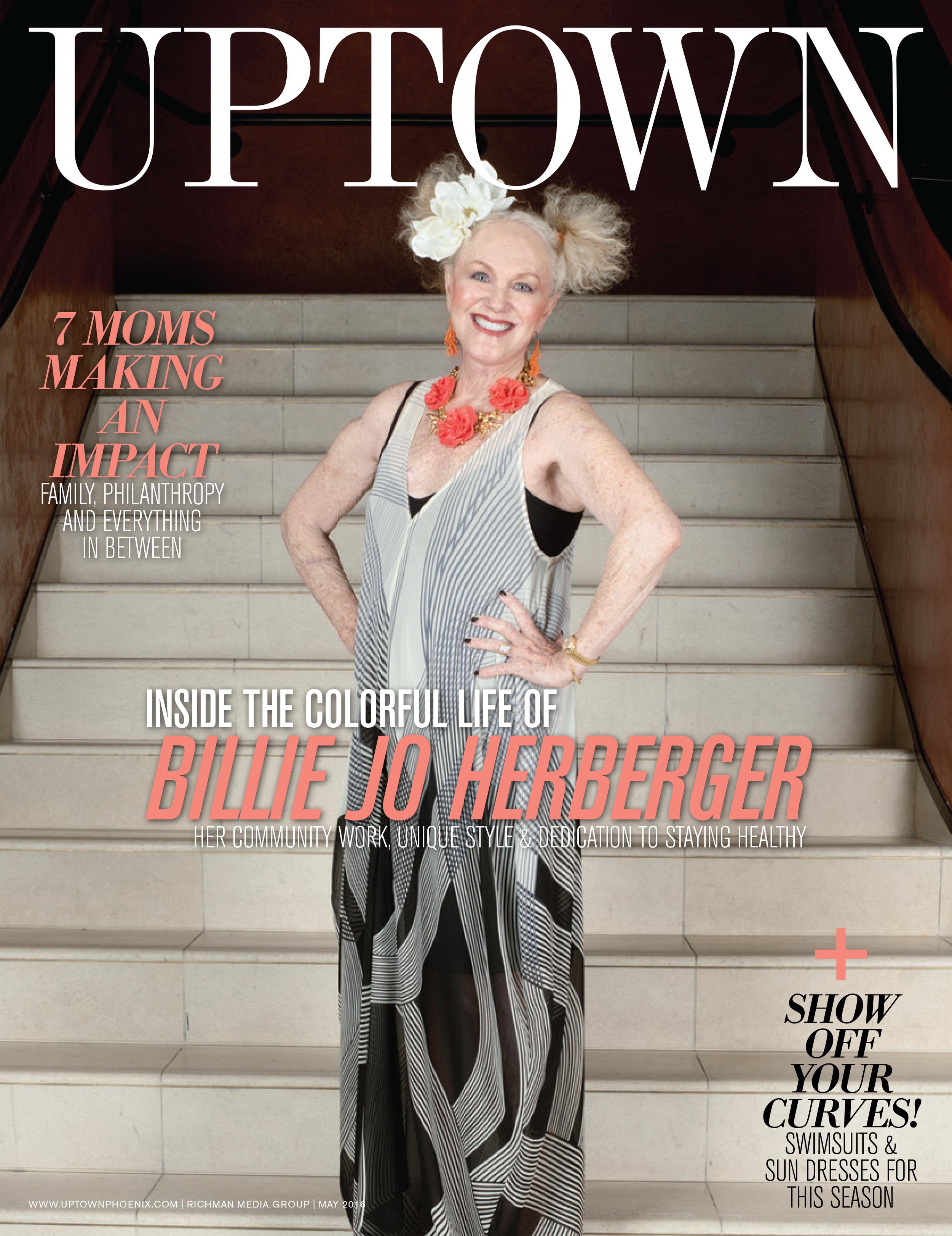 Niki Woehler | Uptown Magazine