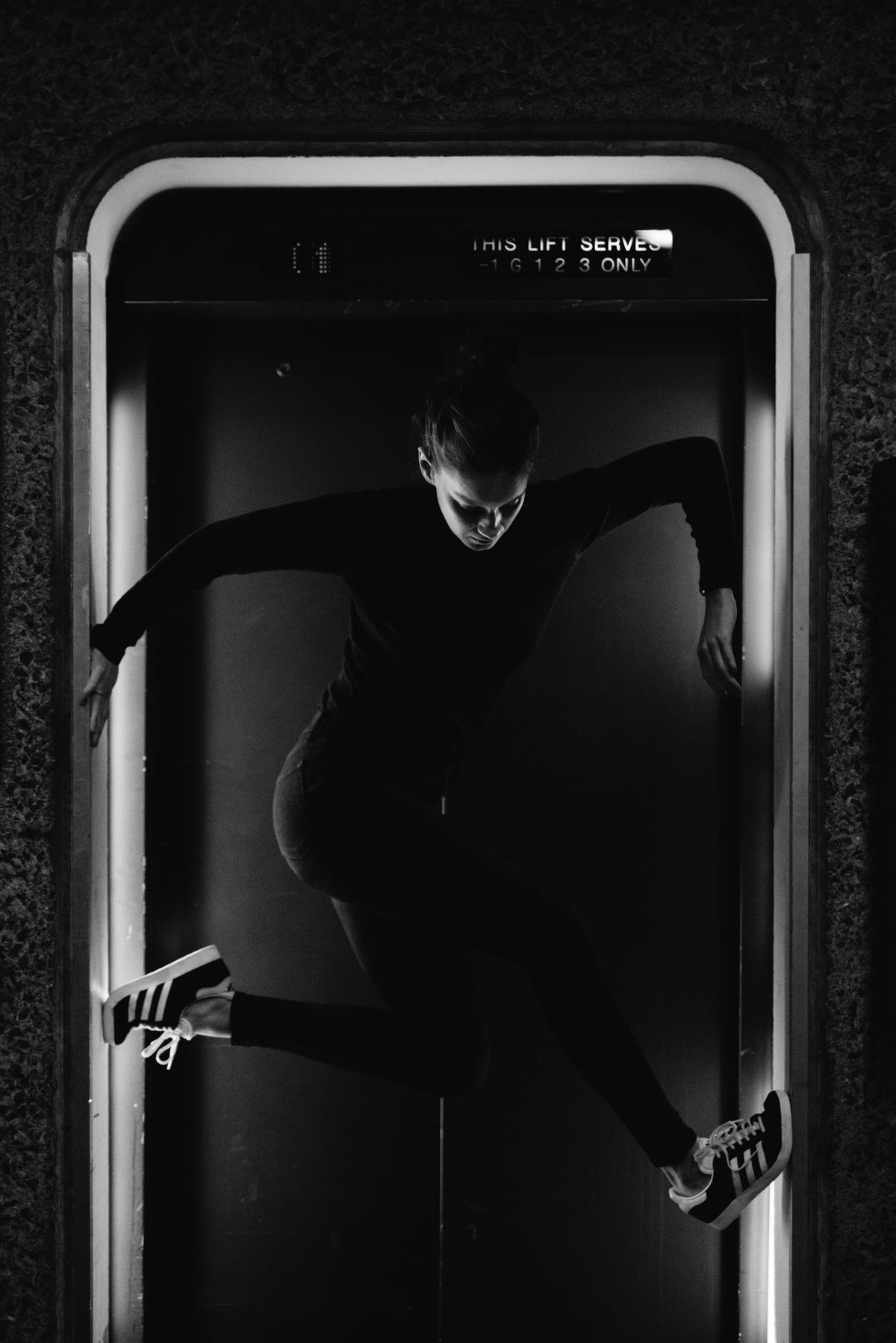dancer portrait london