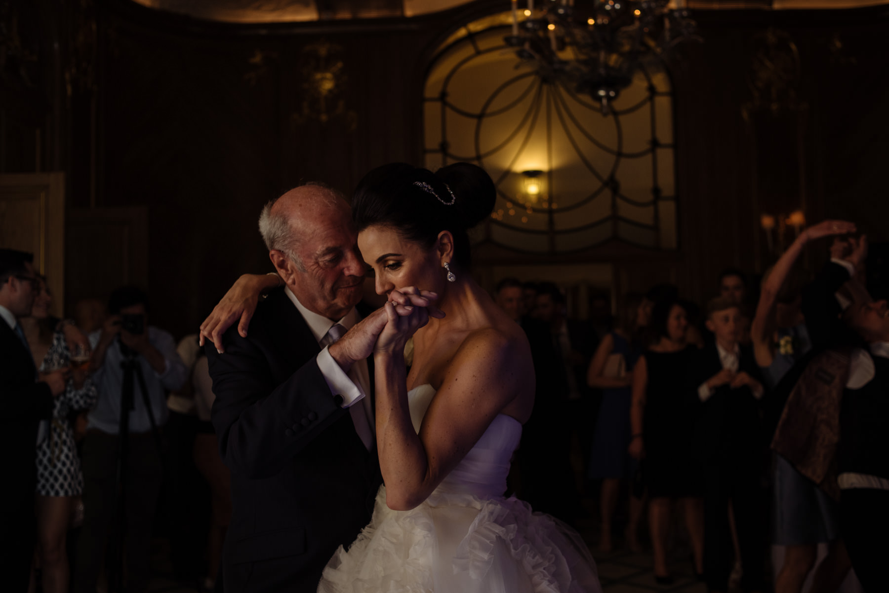 father daughter dance toast of leeds claridges