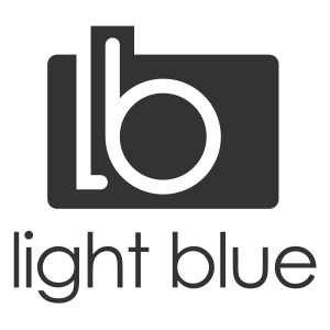 light blue crm for photographers