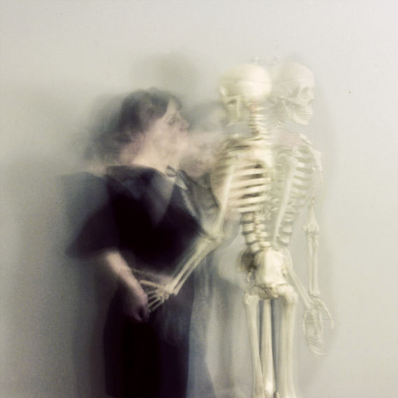 dancing with my skeleton