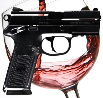 wine pistol