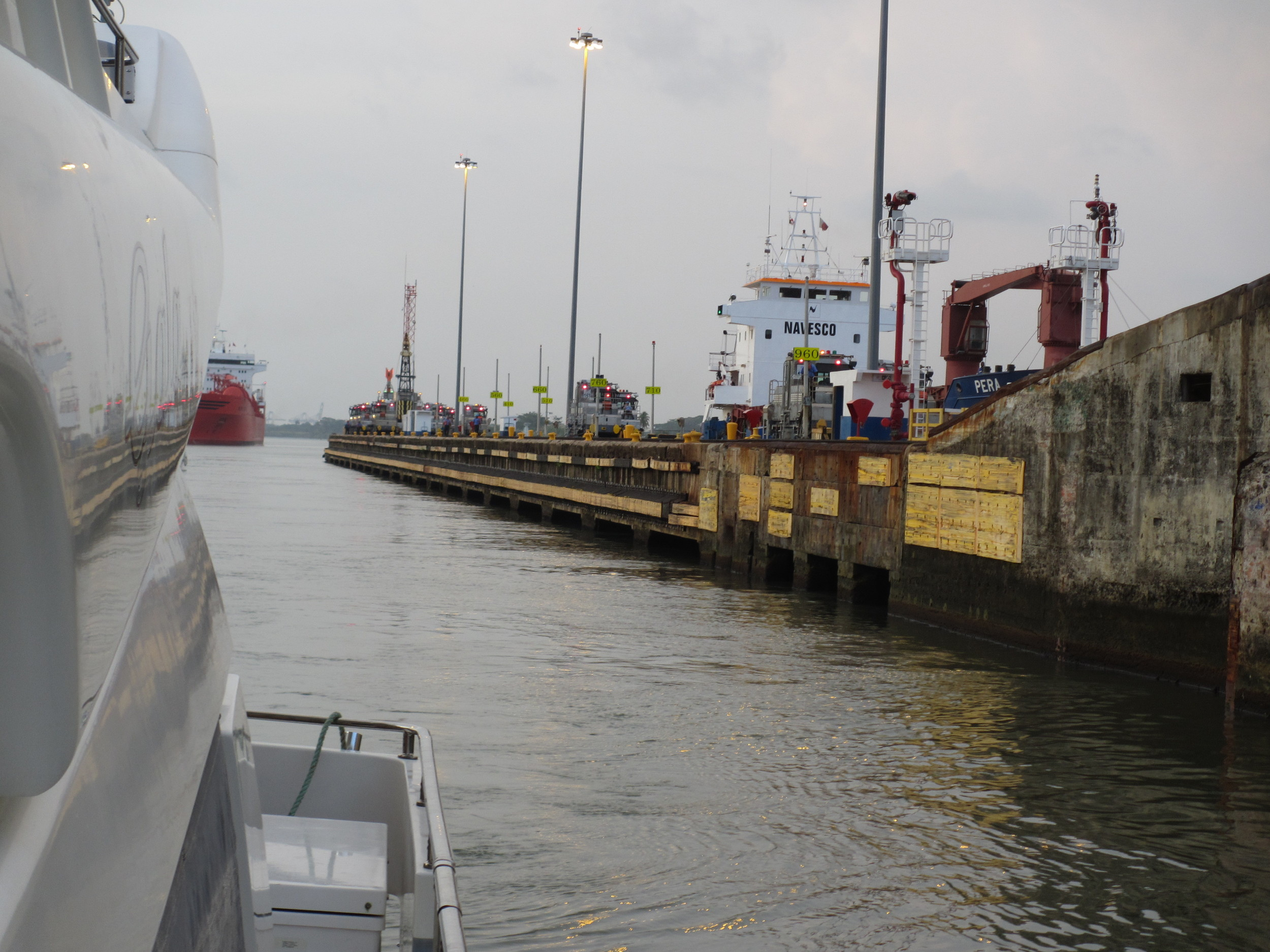 Another Panama Canal Transit