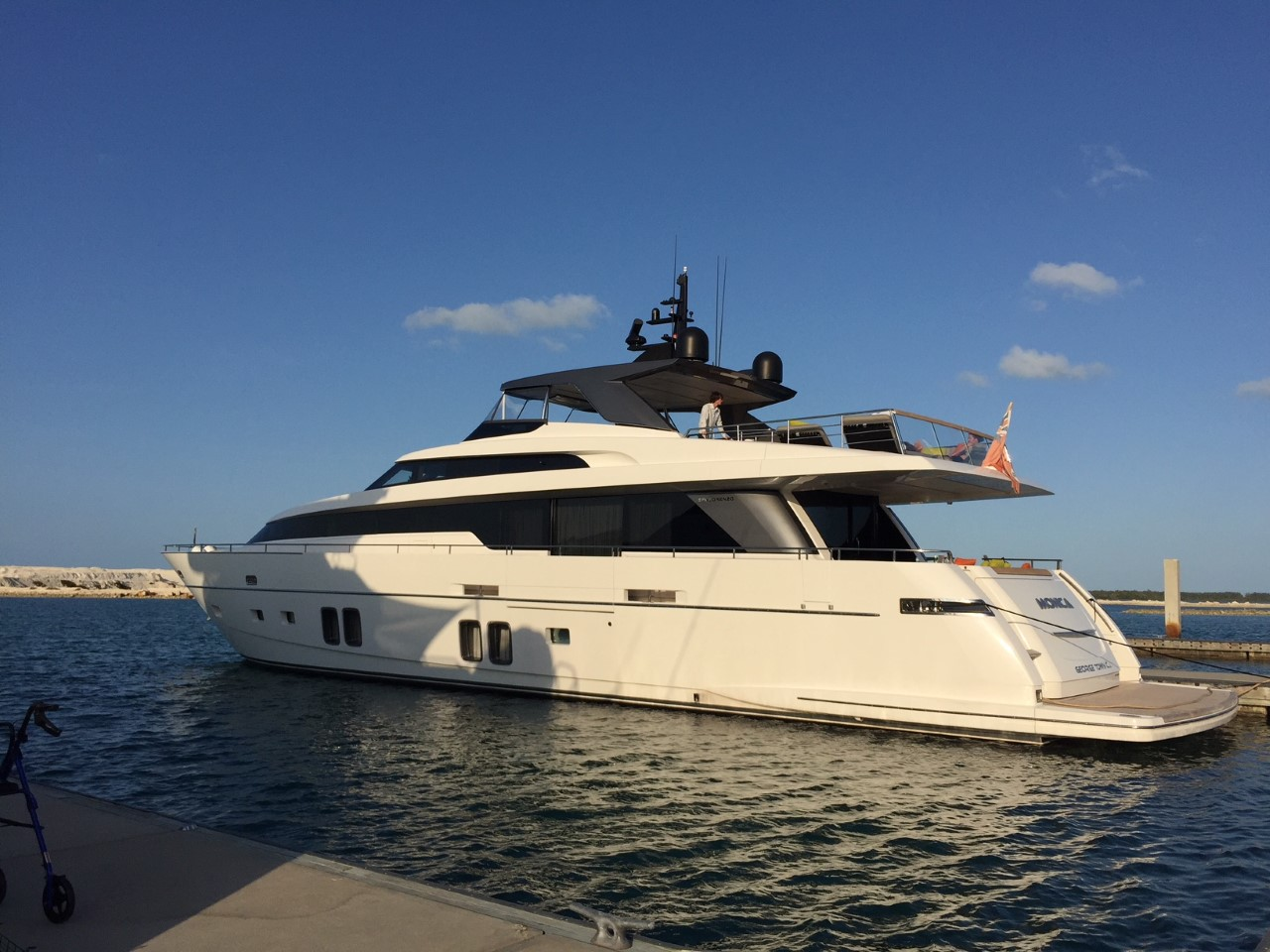 San Lorenzo Yacht Delivery Mexico